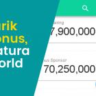 Panduan Cara Cek dan Penarikan Bonus Natura World